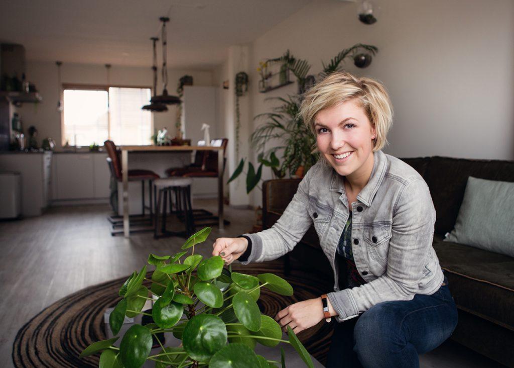 Binnenkijken Wonen Groen : Binnenkijken bij ronald en eveline die in een paradijs wonen